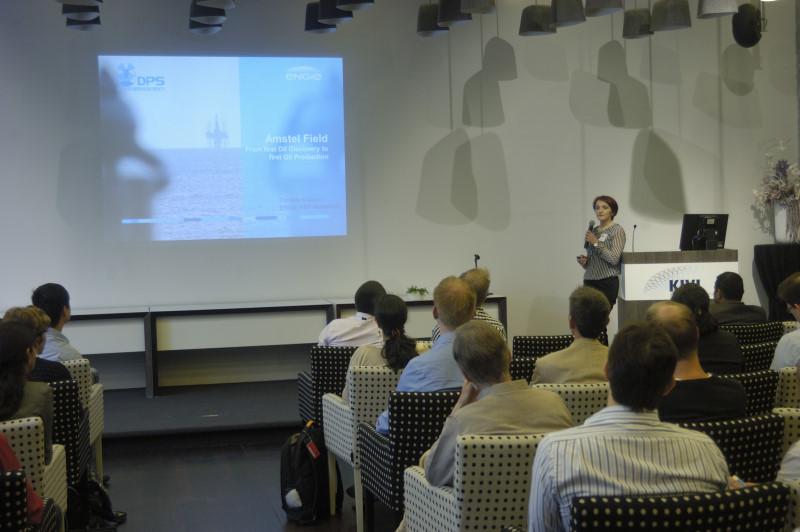 Daniela Krizanic Presenting